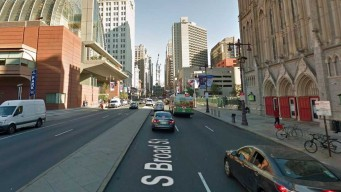 Broad Street in Center City to Close Over Weekend