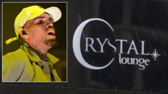 Chris Brown Detained in Paris on Rape Complaint