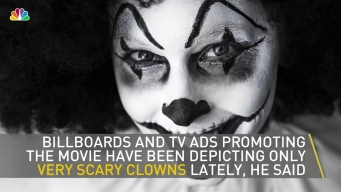"""""""It"""" No Laughing Matter for NYC Clown Companies"""