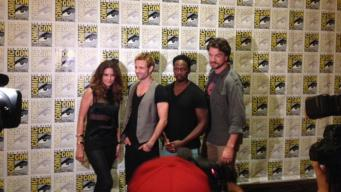 """""""Constantine"""" a Supernatural Hit at Comic Con"""