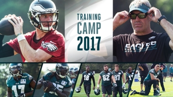 10 Eagles to Watch During Training Camp
