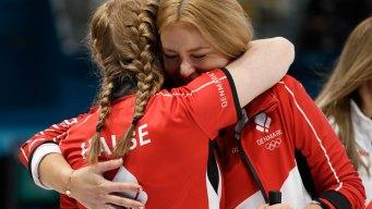 'Burned Rock' Causes Rare Stir at Olympic Curling