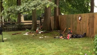 Lightning Injures 2 Men Grilling Outside, Neighbor Says