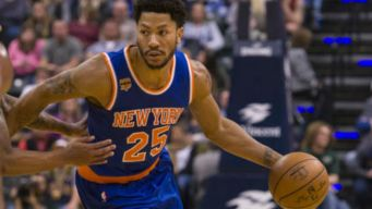 Knicks' Derrick Rose Misses Game for Unknown Reason