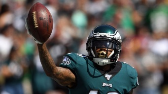 Eagles Coach Gives Injury Update on DeSean Jackson, Others