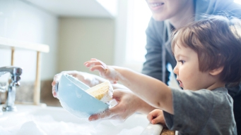 Hand Washing Dishes May Prevent Allergies: Study