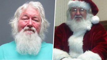 Police: Man Dressed as Santa Arrested With Crack Pipe