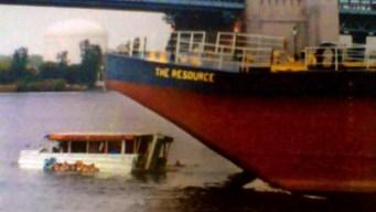 Phila. Duck Boats Back in Water