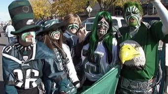 Recyclers Take Over Eagles Tailgates