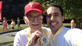 10 Questions: 89-Year-Old Optimist Edward Goodrich