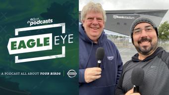 Eagle Eye Podcast: Back in Minnesota, Remembering Super Bowl LII