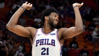 Joel Embiid Was Trolled on Social Media by the Eagles and It Was Incredible
