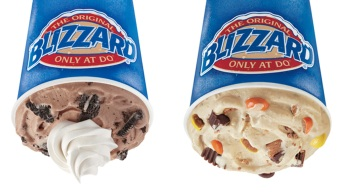 Dairy Queen Launches First-Ever Fall Blizzard Treat Menu