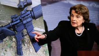 'Lots More to Do': Sen. Feinstein Will Run for Re-Election