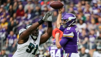 Fletcher Cox: 'We Can't Get the F- Out of Our Own Way'