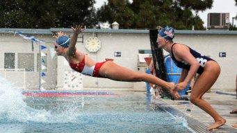 'Flop Friday': A Women's Water Polo Tradition