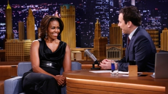 "Michelle Obama to Appear on ""The Tonight Show"""