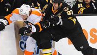 Three Keys to Flyers-Bruins