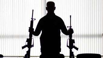 California Shooting Rampage Highlights 'Ghost Guns'