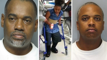 Men Accused of Stealing Walker from Girl With Cerebral Palsy