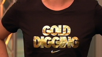 "Is Nike's ""Gold Digging"" Shirt Sexist?"