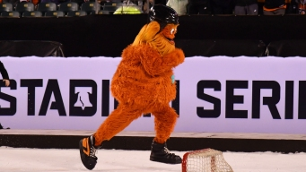 P.K. Subban and Gritty Go Head to Head After Defenseman Shares Funny Image on Social Media