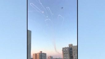 Israel-Palestine Fighting Escalates