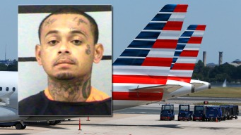 American Airlines Flight Diverted After Passenger Bangs on Cockpit Door