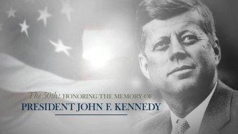 Watch Dallas' JFK 50 Remembrance