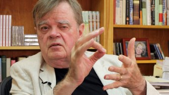Garrison Keillor Fired, Says He Put Hand on Woman's Back