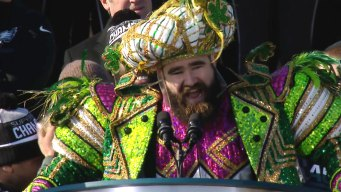 Watch: Jason Kelce's Passionate Speech We'll Remember Always