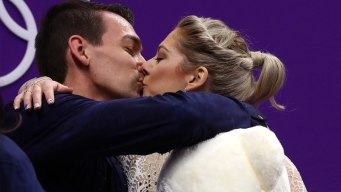 Chris Knierim's Valentine's Day Message to Wife Alexa