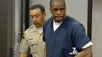 Ex-NFL Player Strangled Cellmate: Coroner