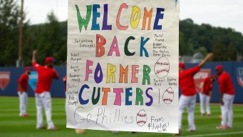 Big Game in a 'Little' Environment - Phillies Players Cherish Their Return to Williamsport