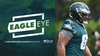 Eagle Eye Podcast: An Early Look at Skill Position Battles