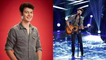 "10 Questions: ""The Voice"" Singer Matt Cermanski"