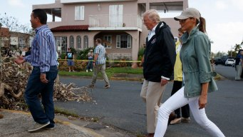 Few Approve of Trump's Puerto Rico Response: Poll
