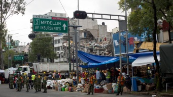 Strong Quake Rekindles Memories of Past Disasters in Mexico