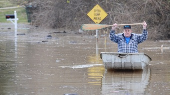 Warming Puts Millions More at Risk From River Floods: Study
