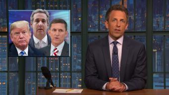 'Late Night': A Closer Look at Kavanaugh Accusation, Manafort Flip