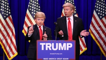 Teen Presidential Impersonator to Appear on 'Tonight Show'