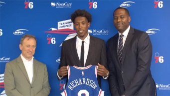 New Sixer Josh Richardson Thinks He's a Perfect Fit for 'tough and Gritty' City of Philadelphia