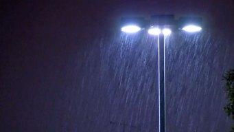 Freezing Rain to Hit Parts of Area Overnight