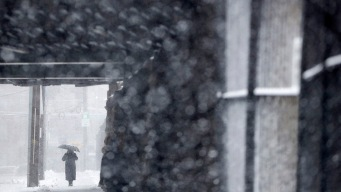 Northeast Clobbered With 4th Snowstorm in 3 Weeks