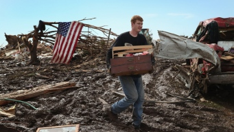 An Emotional Trip to Tornado-Damaged Moore