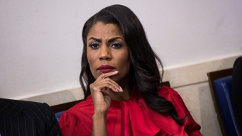 Omarosa Claims in New Book Trump 'Racist,' Used the N-Word