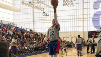 10 Observations From Sixers Blue X White Scrimmage in Delaware