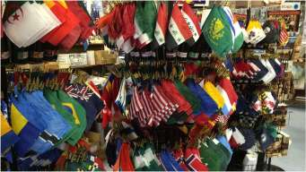 Beloved Flag Store Set to Close