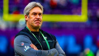 Eagles Coach Thinking of Changing Philosophy to Start Faster
