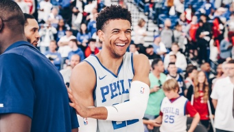 Matisse Thybulle Seems Like the Real Deal - and Not Just Because of the Blue X White Scrimmage